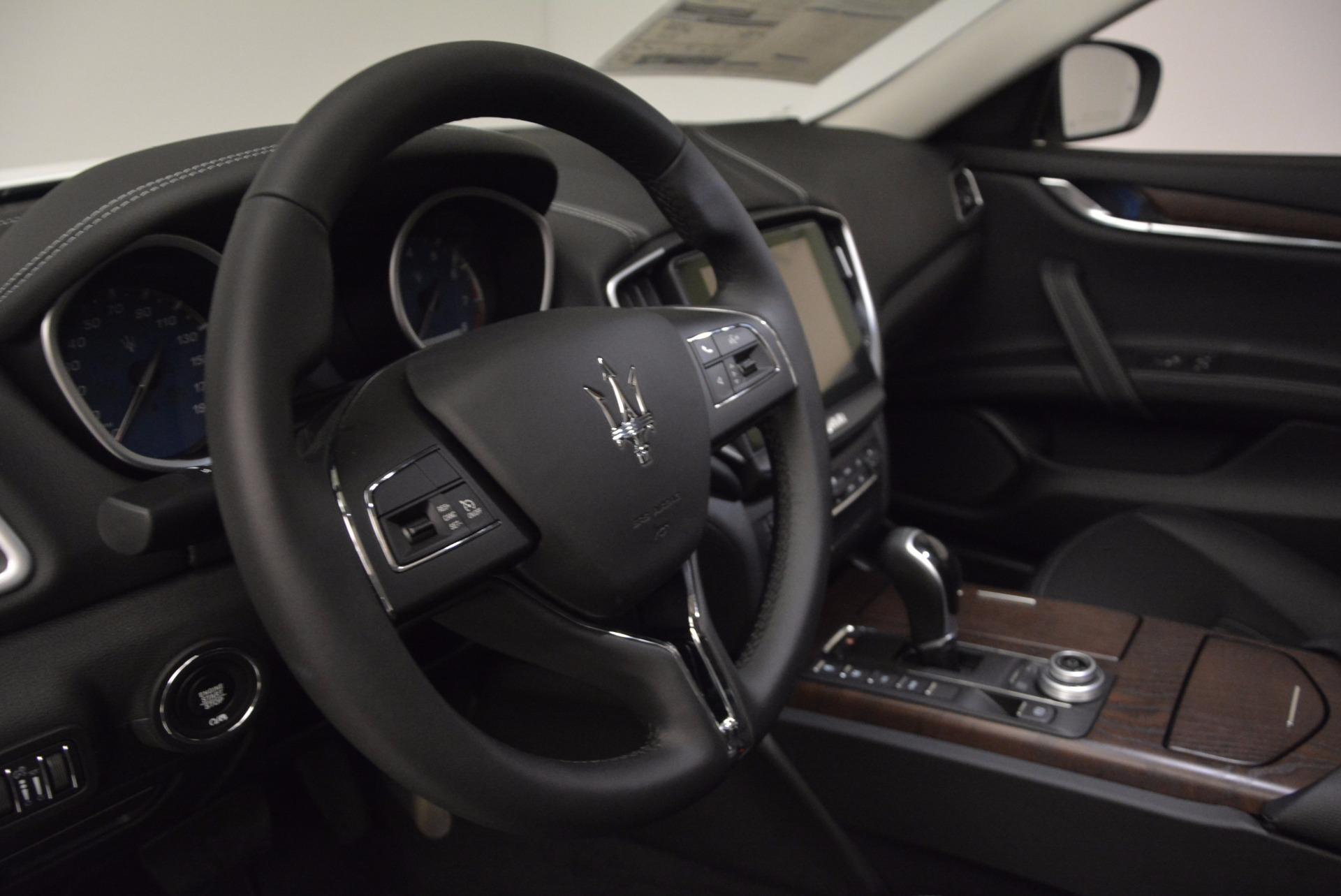 New 2017 Maserati Ghibli SQ4 For Sale In Greenwich, CT. Alfa Romeo of Greenwich, W426 1036_p16