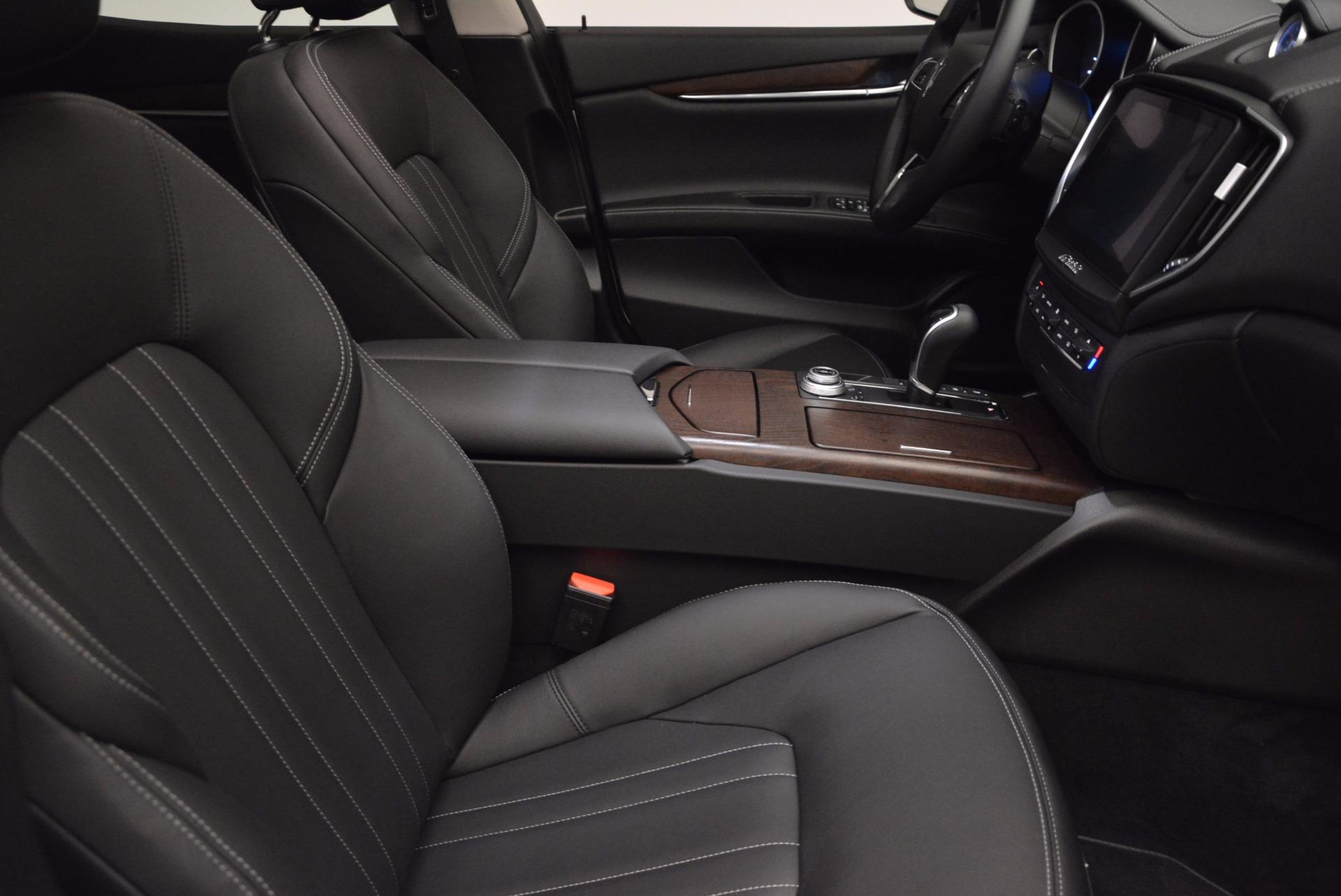 New 2017 Maserati Ghibli SQ4 For Sale In Greenwich, CT. Alfa Romeo of Greenwich, W426 1036_p21