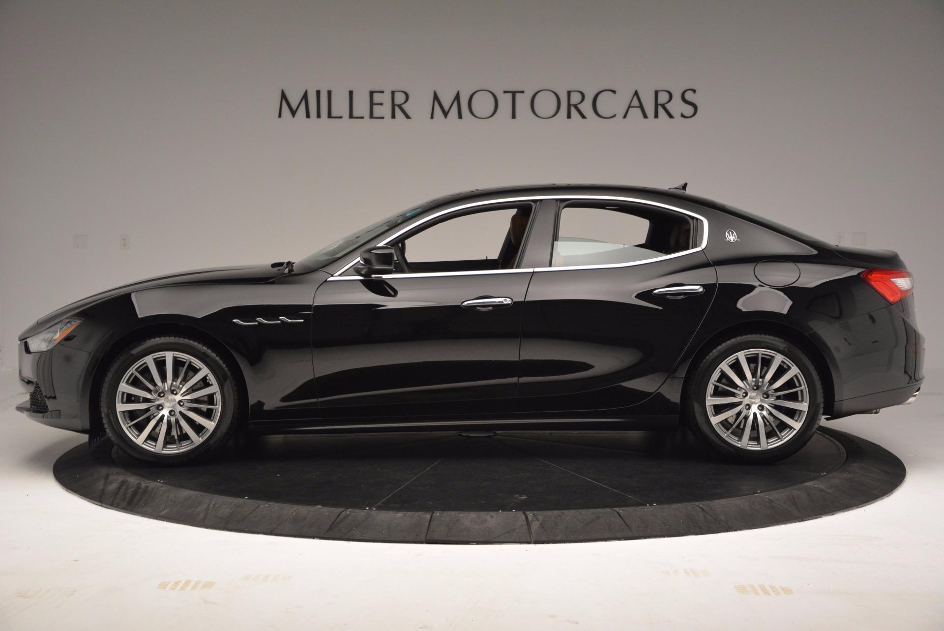 New 2017 Maserati Ghibli SQ4 For Sale In Greenwich, CT. Alfa Romeo of Greenwich, W426 1036_p3