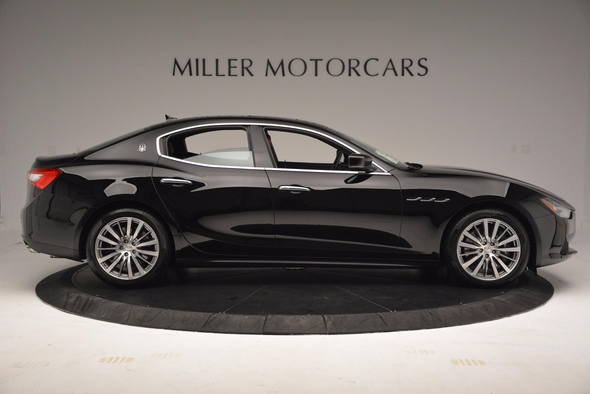 New 2017 Maserati Ghibli SQ4 For Sale In Greenwich, CT. Alfa Romeo of Greenwich, W426 1036_p9