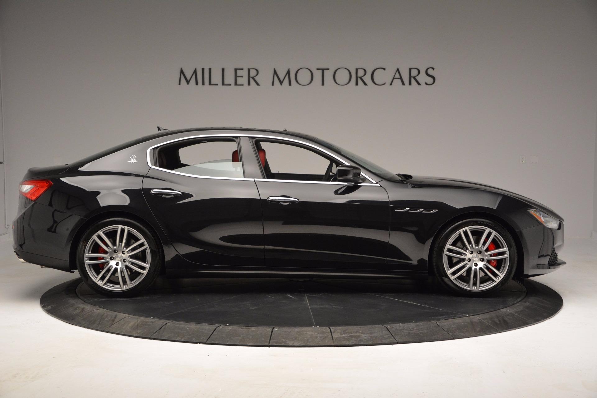 New 2017 Maserati Ghibli S Q4 For Sale In Greenwich, CT. Alfa Romeo of Greenwich, W425 1037_p10