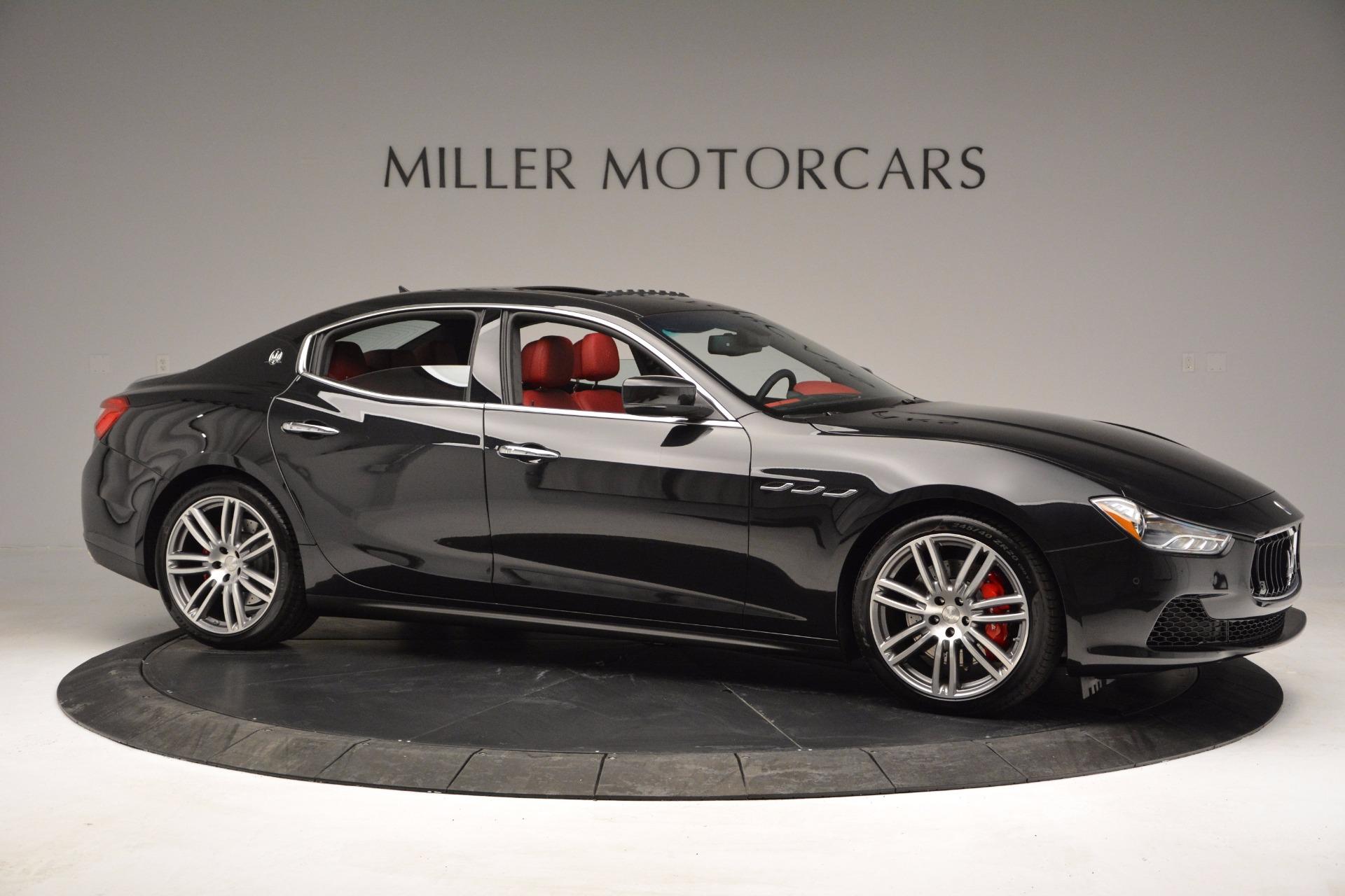 New 2017 Maserati Ghibli S Q4 For Sale In Greenwich, CT. Alfa Romeo of Greenwich, W425 1037_p11