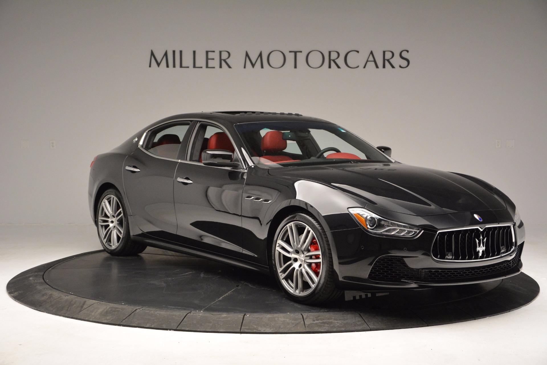 New 2017 Maserati Ghibli S Q4 For Sale In Greenwich, CT. Alfa Romeo of Greenwich, W425 1037_p12