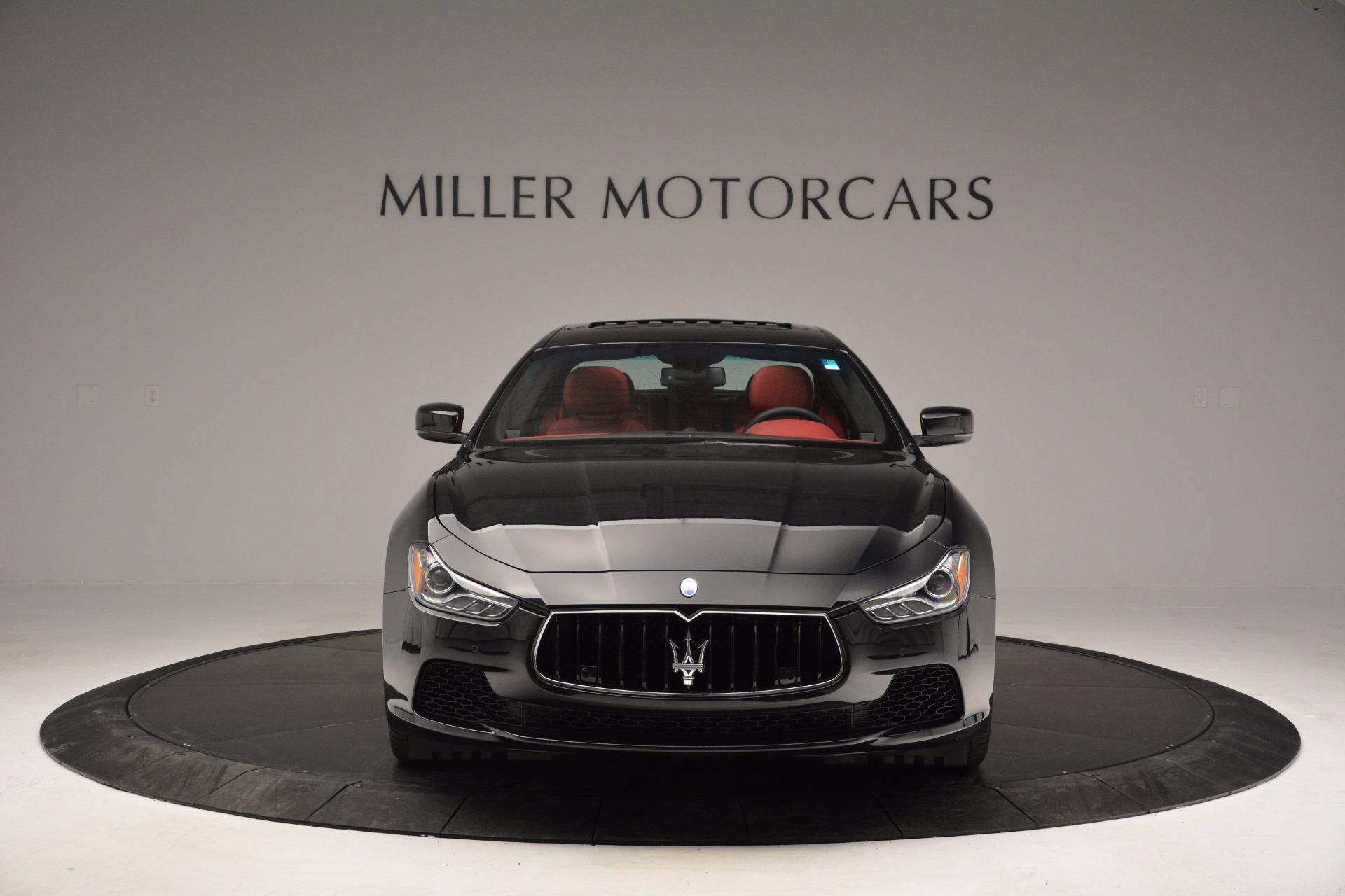 New 2017 Maserati Ghibli S Q4 For Sale In Greenwich, CT. Alfa Romeo of Greenwich, W425 1037_p13