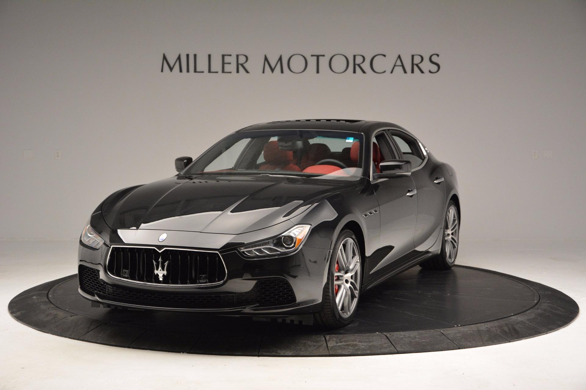 New 2017 Maserati Ghibli S Q4 For Sale In Greenwich, CT. Alfa Romeo of Greenwich, W425 1037_p16