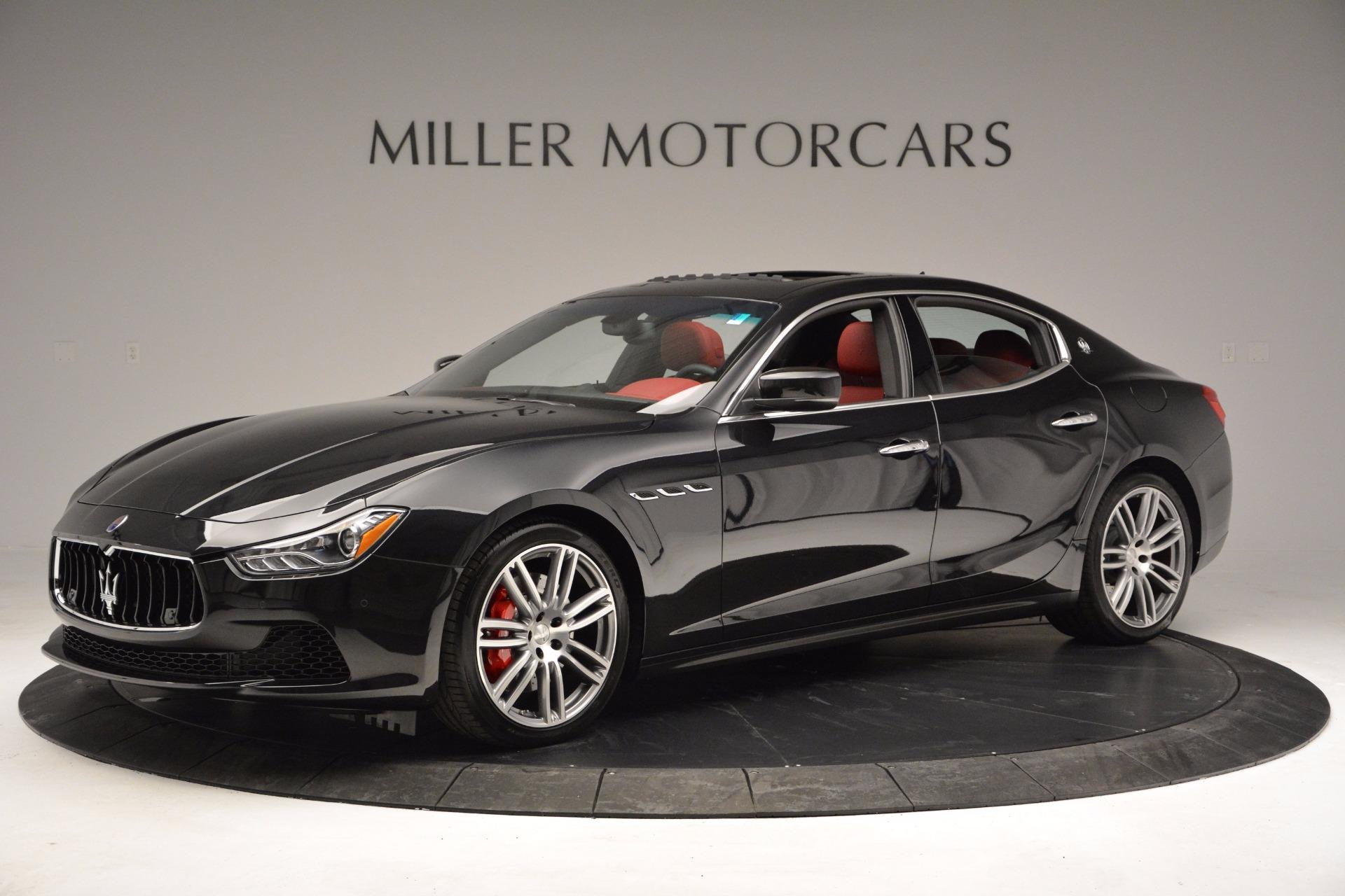 New 2017 Maserati Ghibli S Q4 For Sale In Greenwich, CT. Alfa Romeo of Greenwich, W425 1037_p17