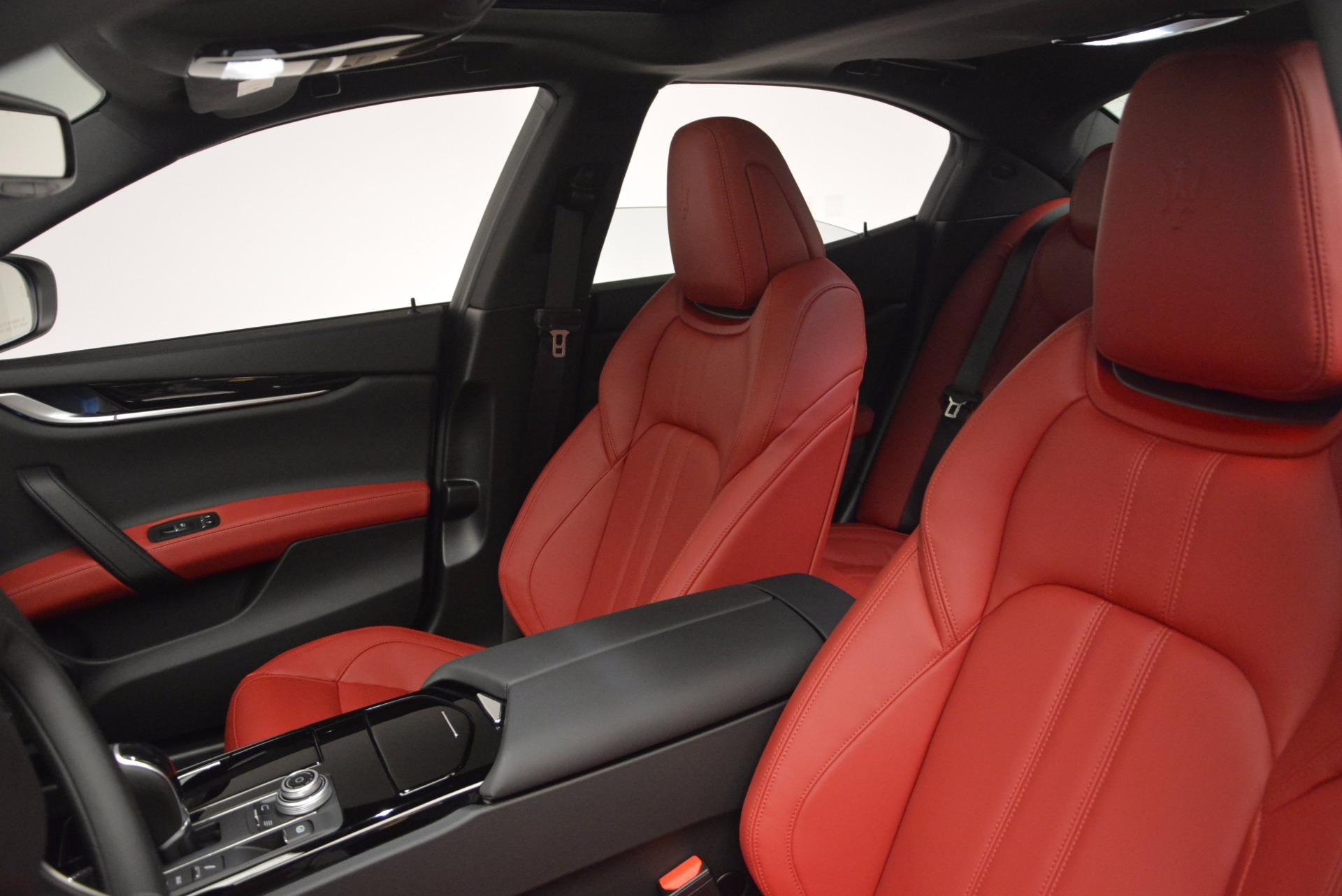 New 2017 Maserati Ghibli S Q4 For Sale In Greenwich, CT. Alfa Romeo of Greenwich, W425 1037_p21
