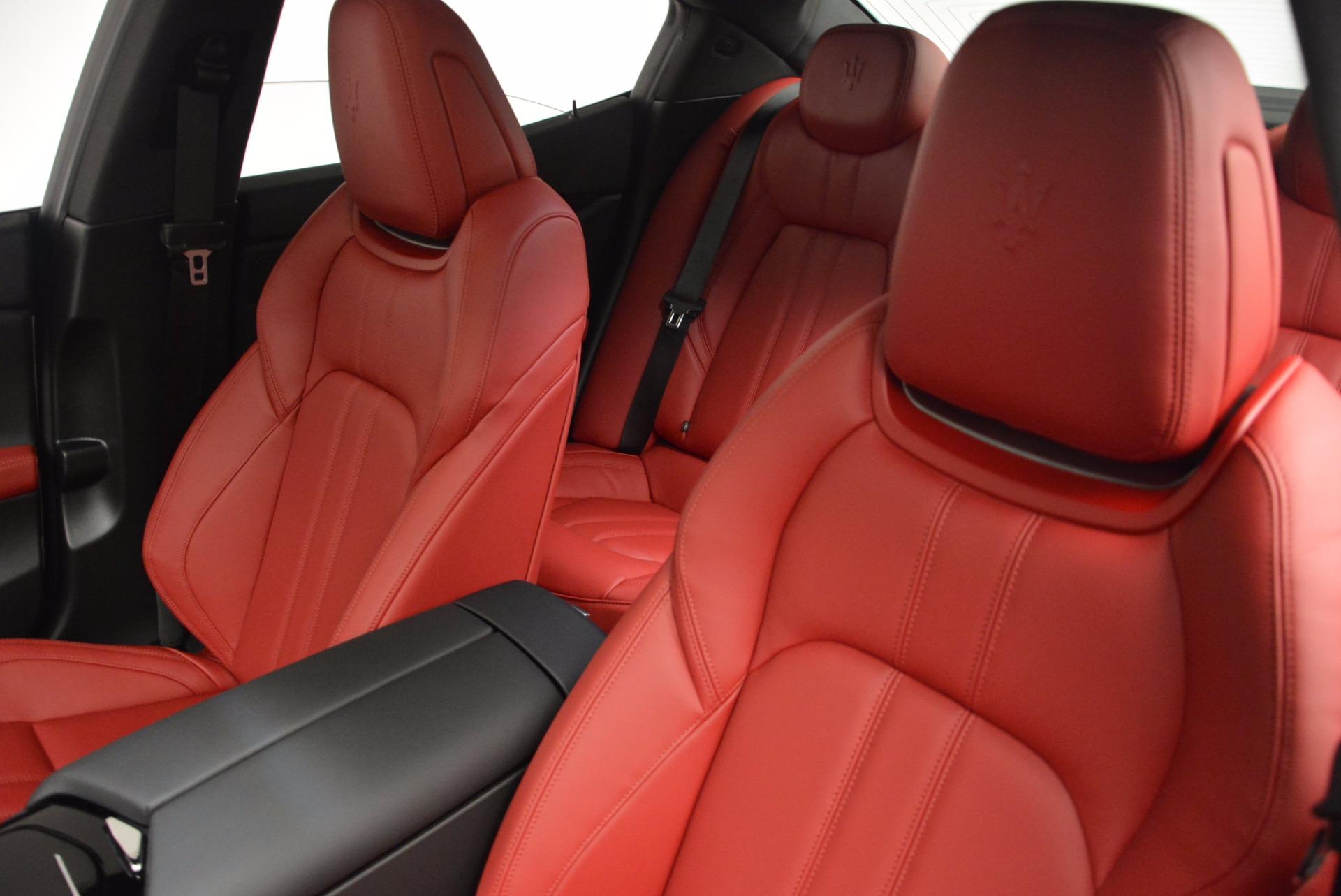 New 2017 Maserati Ghibli S Q4 For Sale In Greenwich, CT. Alfa Romeo of Greenwich, W425 1037_p22