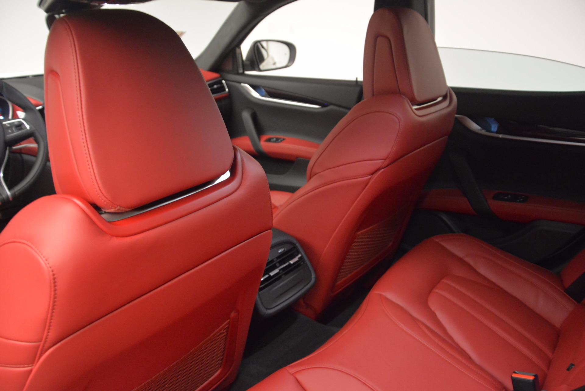 New 2017 Maserati Ghibli S Q4 For Sale In Greenwich, CT. Alfa Romeo of Greenwich, W425 1037_p24