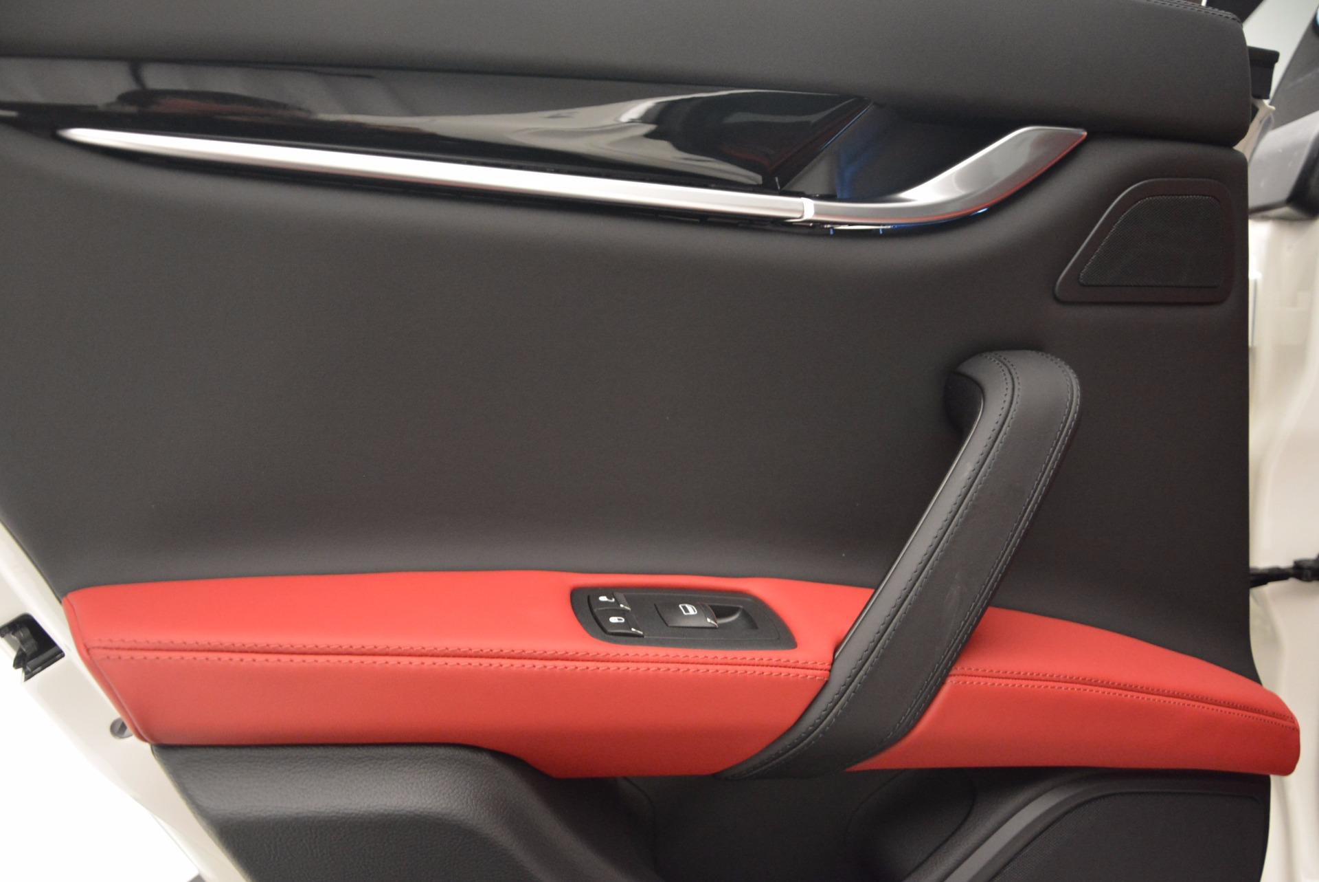 New 2017 Maserati Ghibli S Q4 For Sale In Greenwich, CT. Alfa Romeo of Greenwich, W425 1037_p27