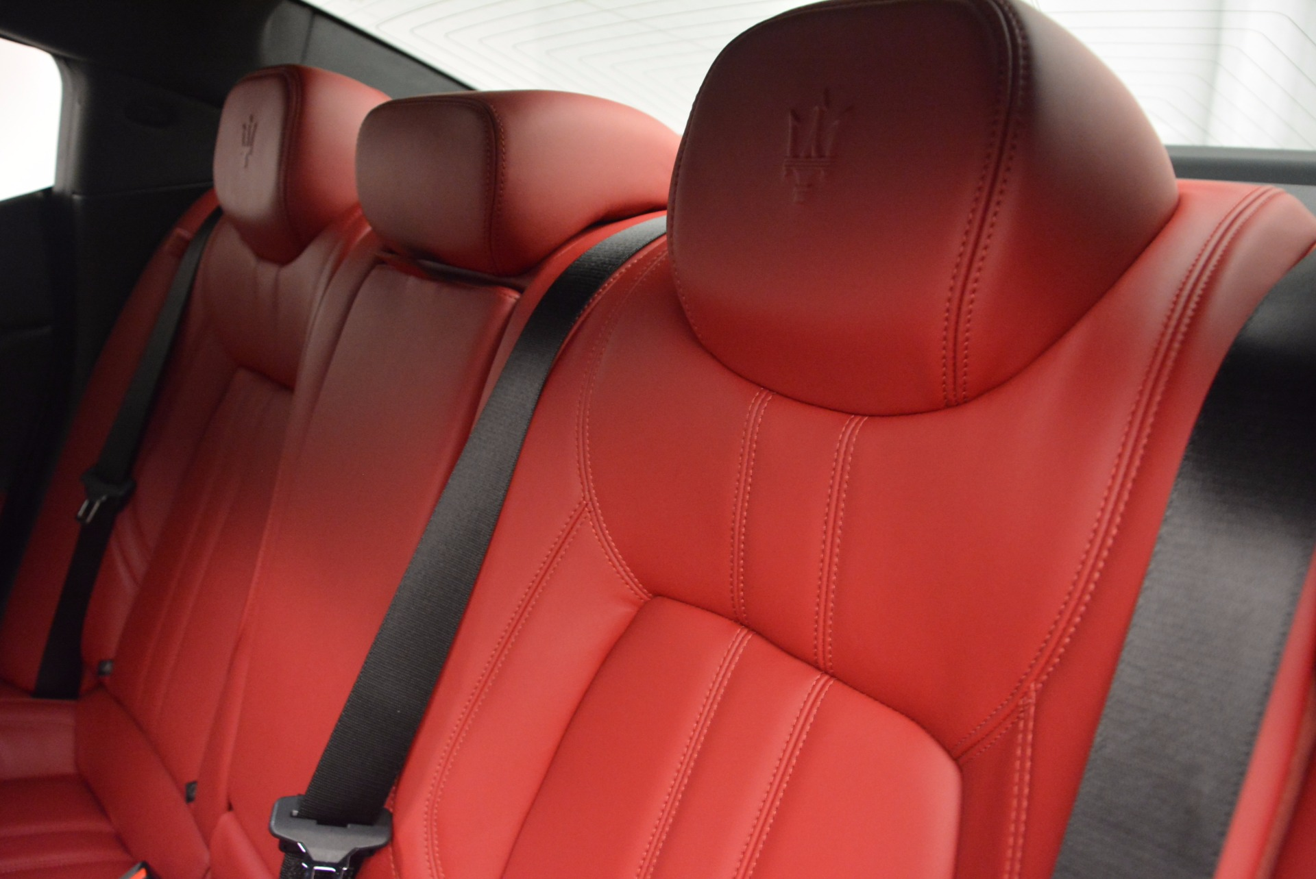 New 2017 Maserati Ghibli S Q4 For Sale In Greenwich, CT. Alfa Romeo of Greenwich, W425 1037_p28