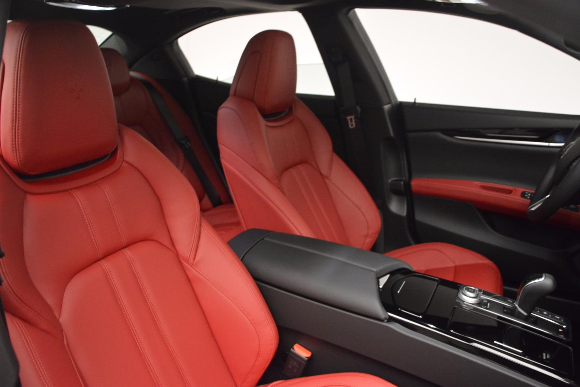 New 2017 Maserati Ghibli S Q4 For Sale In Greenwich, CT. Alfa Romeo of Greenwich, W425 1037_p31