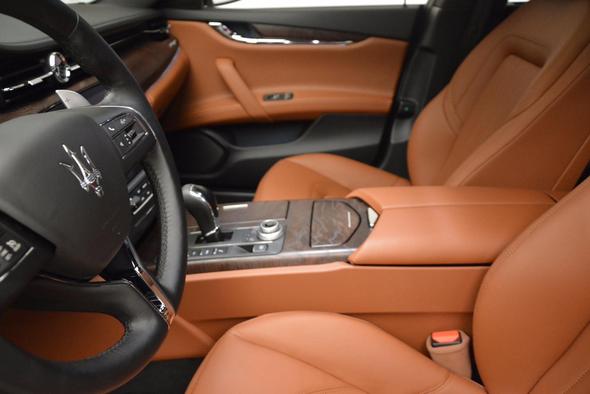 New 2017 Maserati Quattroporte S Q4 For Sale In Greenwich, CT. Alfa Romeo of Greenwich, M1824 1039_p14