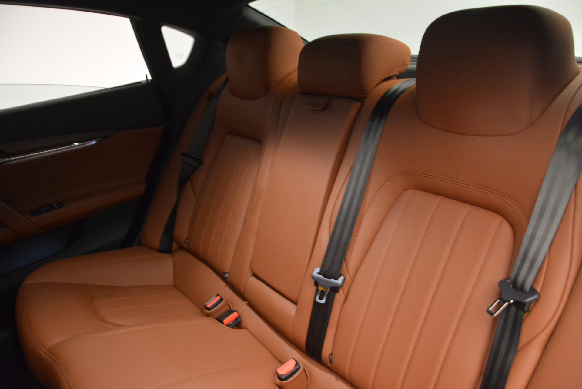 New 2017 Maserati Quattroporte S Q4 For Sale In Greenwich, CT. Alfa Romeo of Greenwich, M1824 1039_p17