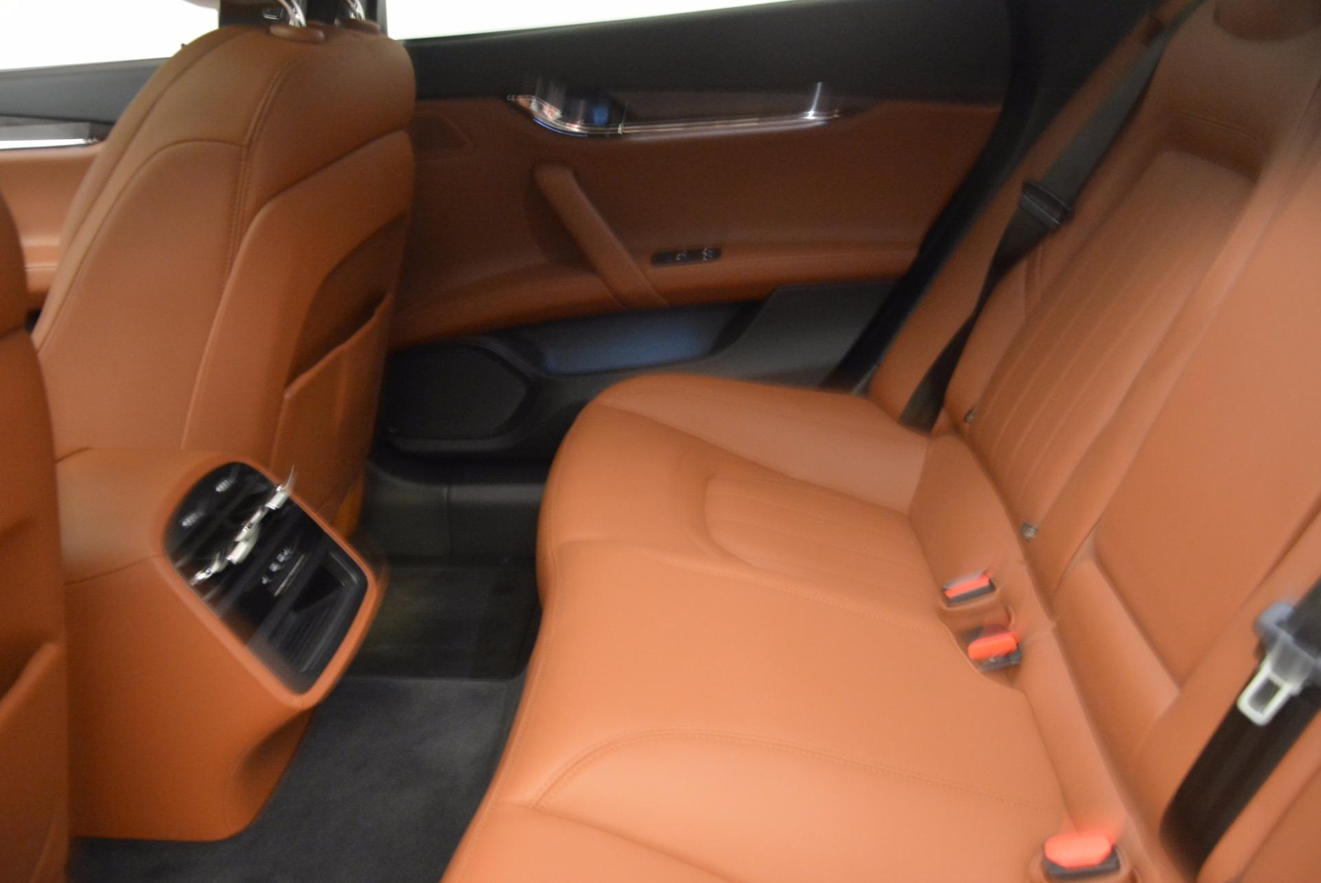 New 2017 Maserati Quattroporte S Q4 For Sale In Greenwich, CT. Alfa Romeo of Greenwich, M1824 1039_p18