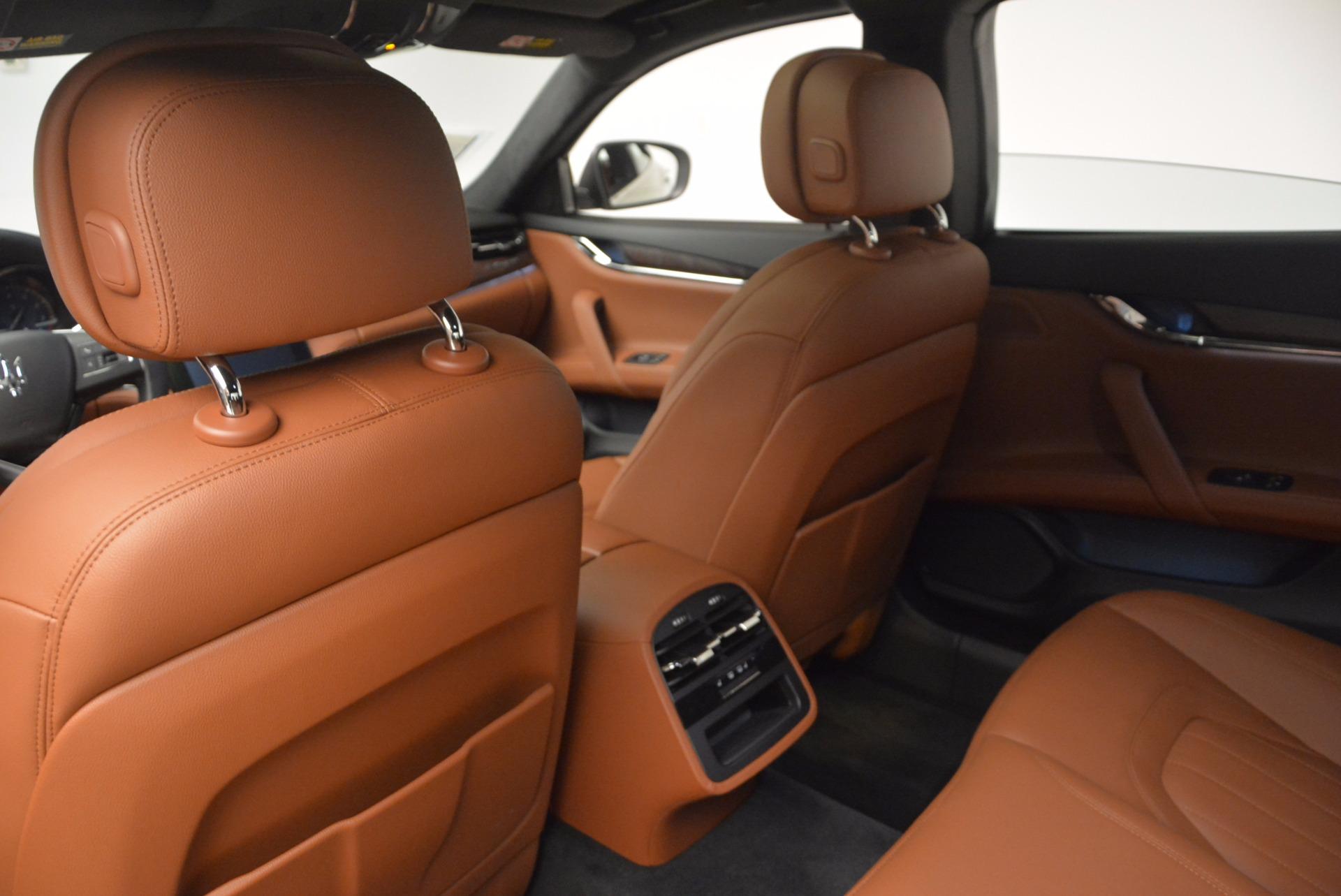 New 2017 Maserati Quattroporte S Q4 For Sale In Greenwich, CT. Alfa Romeo of Greenwich, M1824 1039_p19