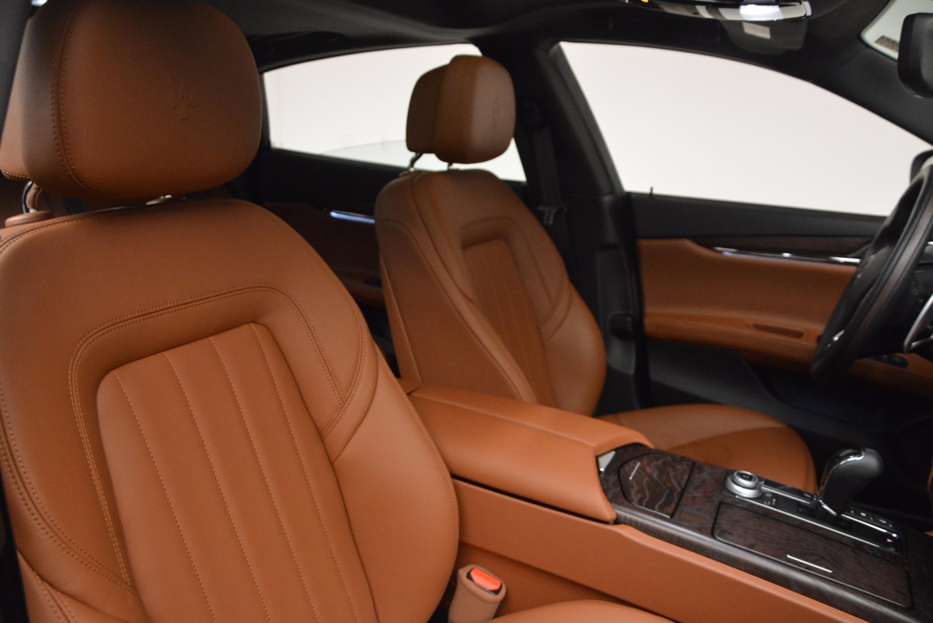 New 2017 Maserati Quattroporte S Q4 For Sale In Greenwich, CT. Alfa Romeo of Greenwich, M1824 1039_p20
