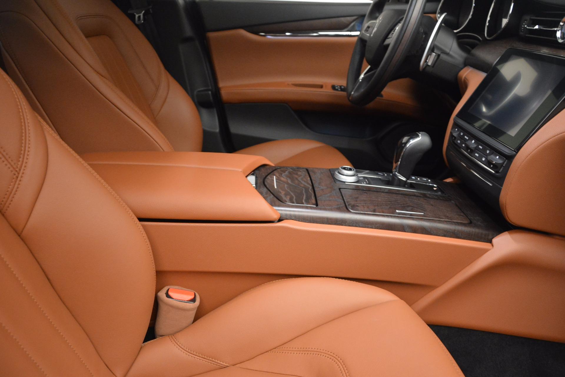 New 2017 Maserati Quattroporte S Q4 For Sale In Greenwich, CT. Alfa Romeo of Greenwich, M1824 1039_p21