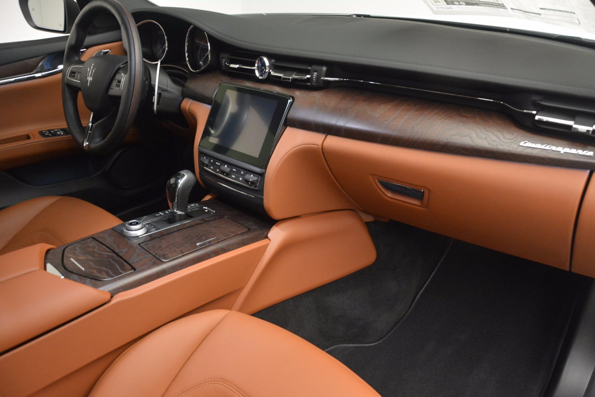 New 2017 Maserati Quattroporte S Q4 For Sale In Greenwich, CT. Alfa Romeo of Greenwich, M1824 1039_p22