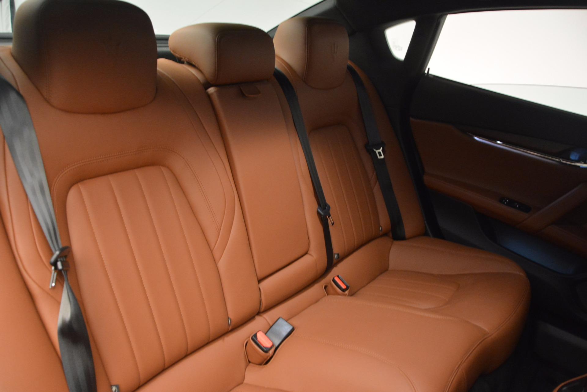 New 2017 Maserati Quattroporte S Q4 For Sale In Greenwich, CT. Alfa Romeo of Greenwich, M1824 1039_p23
