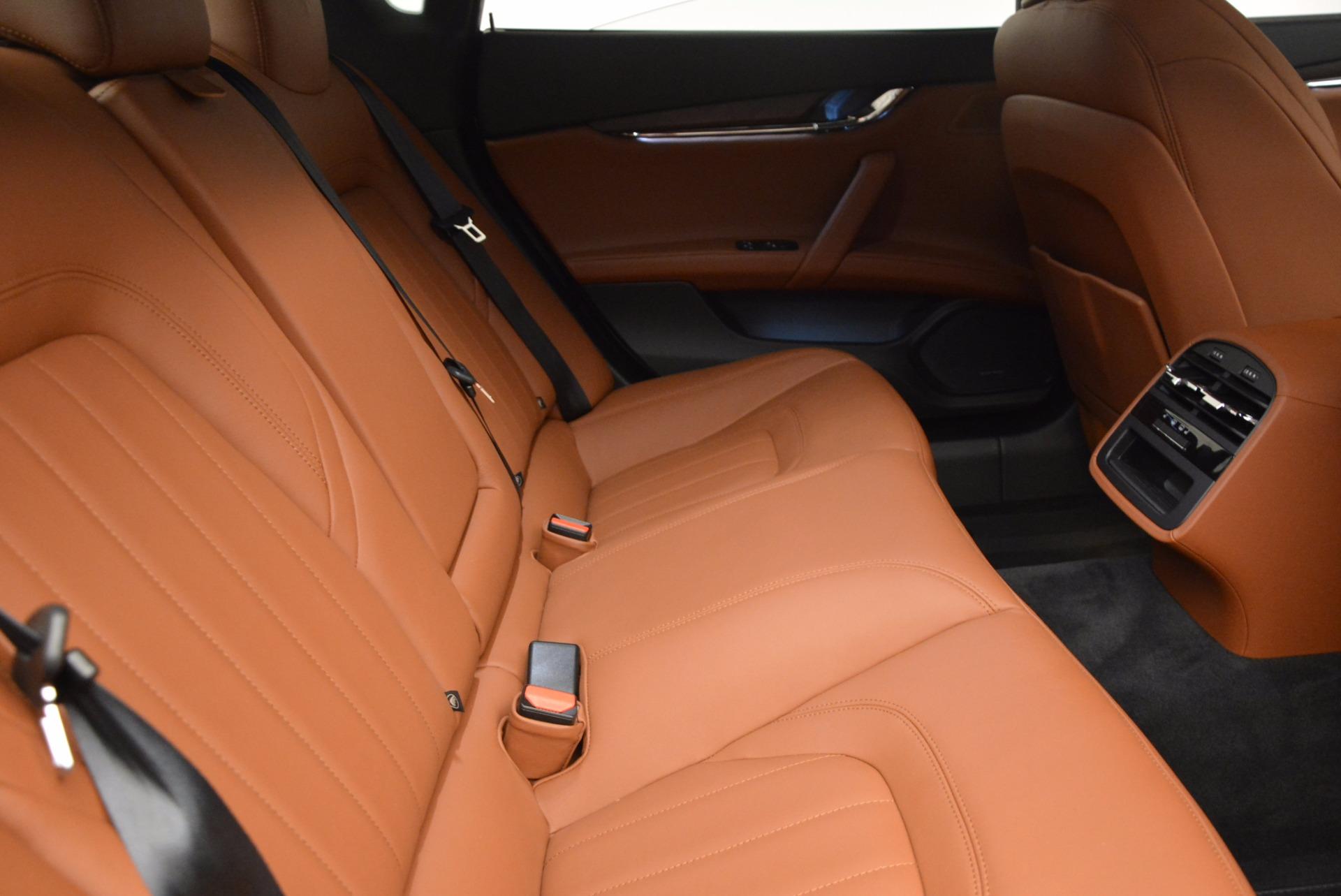 New 2017 Maserati Quattroporte S Q4 For Sale In Greenwich, CT. Alfa Romeo of Greenwich, M1824 1039_p24