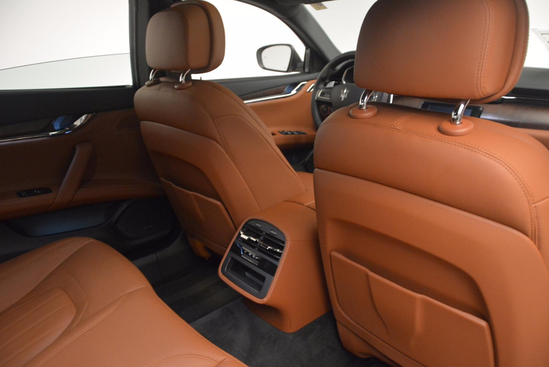 New 2017 Maserati Quattroporte S Q4 For Sale In Greenwich, CT. Alfa Romeo of Greenwich, M1824 1039_p25