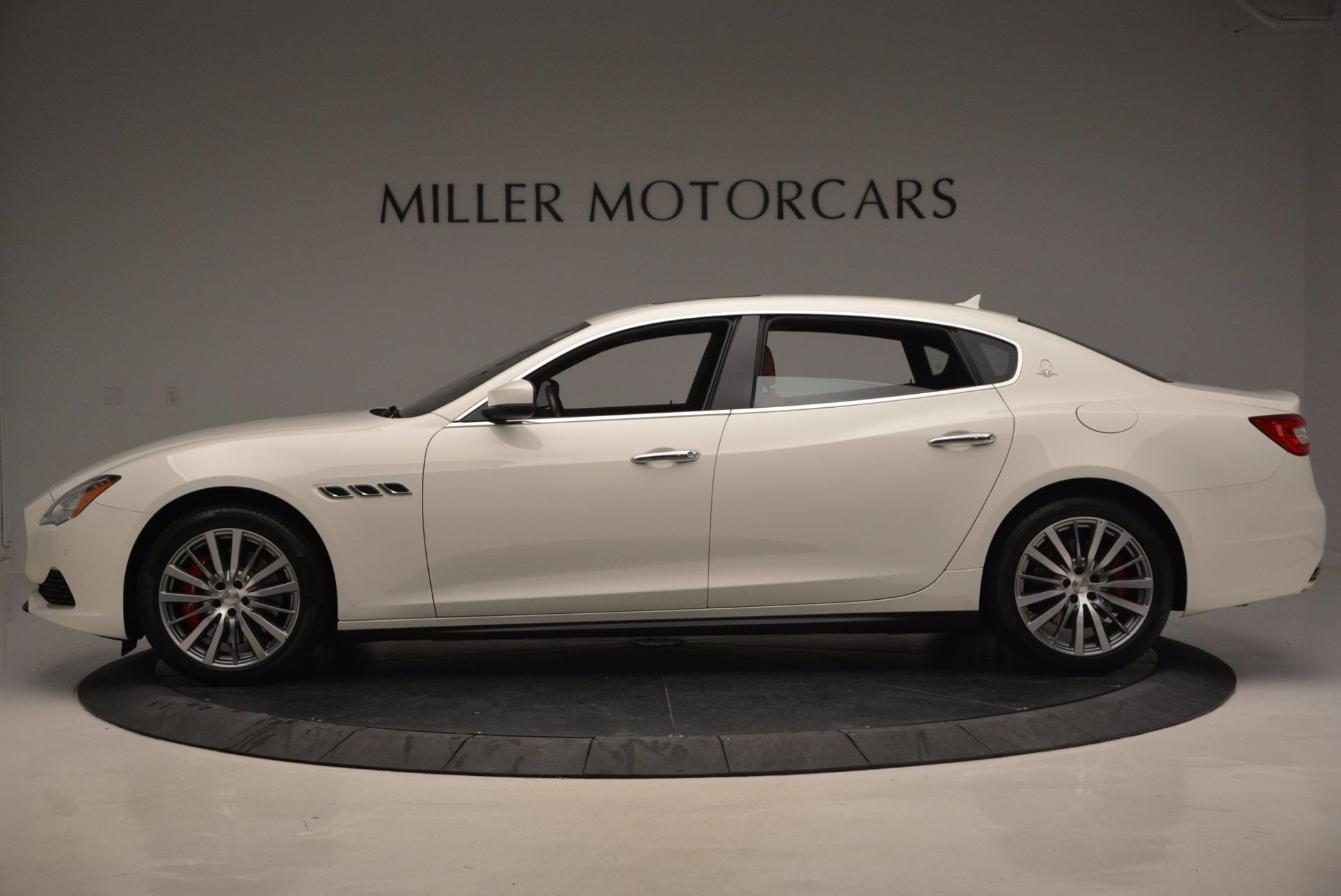 New 2017 Maserati Quattroporte S Q4 For Sale In Greenwich, CT. Alfa Romeo of Greenwich, M1824 1039_p3