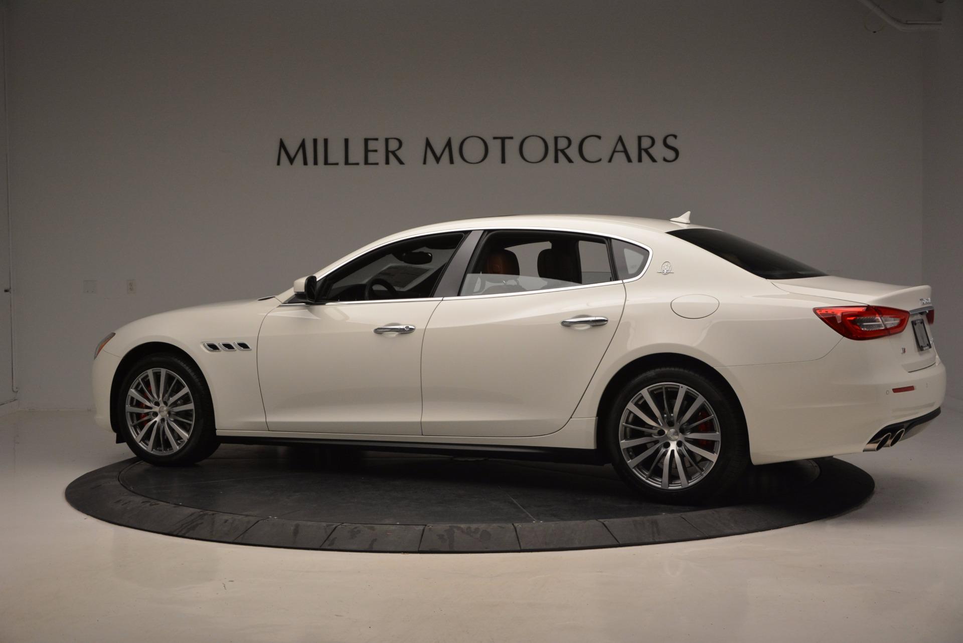 New 2017 Maserati Quattroporte S Q4 For Sale In Greenwich, CT. Alfa Romeo of Greenwich, M1824 1039_p4