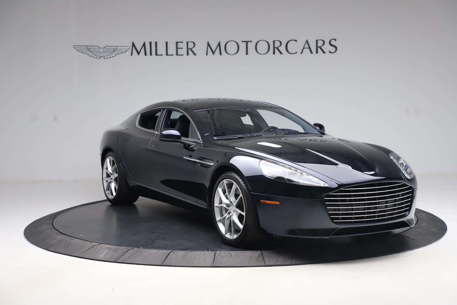 New 2016 Aston Martin Rapide S Base For Sale In Greenwich, CT. Alfa Romeo of Greenwich, A1167 104_p10