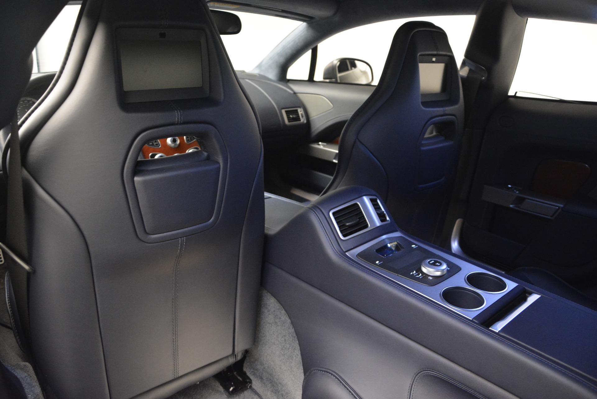 New 2016 Aston Martin Rapide S Base For Sale In Greenwich, CT. Alfa Romeo of Greenwich, A1167 104_p18