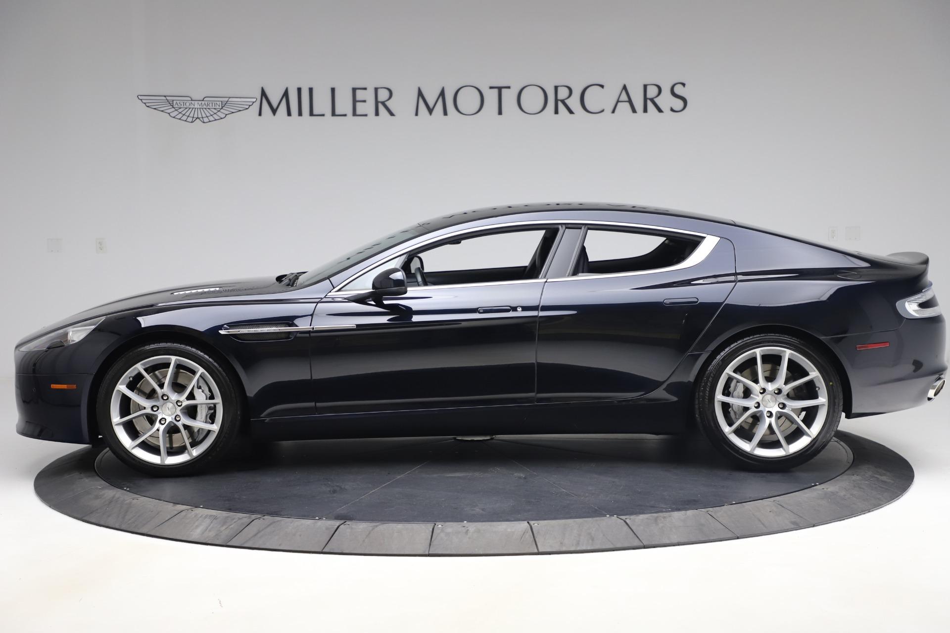 New 2016 Aston Martin Rapide S Base For Sale In Greenwich, CT. Alfa Romeo of Greenwich, A1167 104_p2