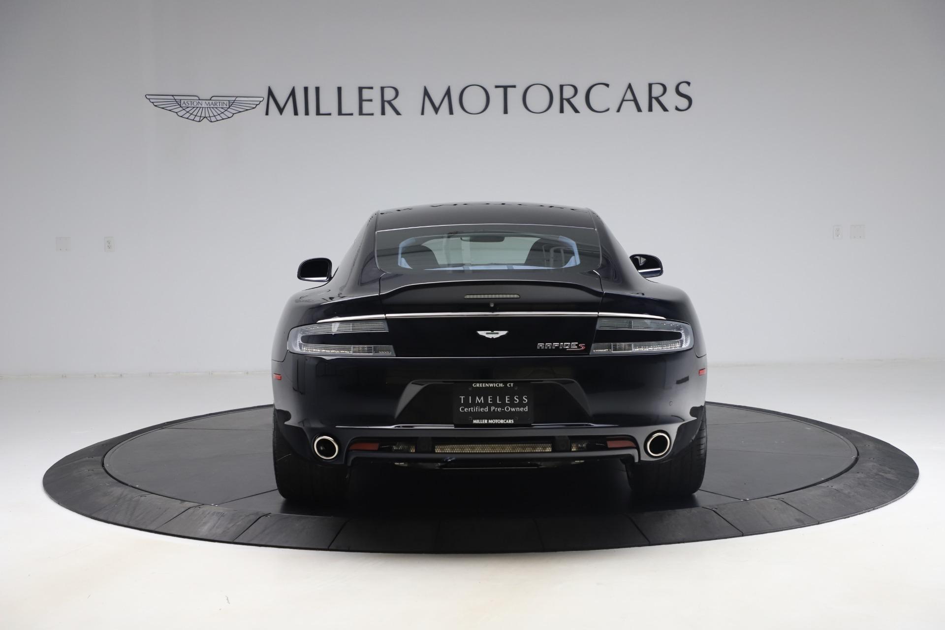 New 2016 Aston Martin Rapide S Base For Sale In Greenwich, CT. Alfa Romeo of Greenwich, A1167 104_p5