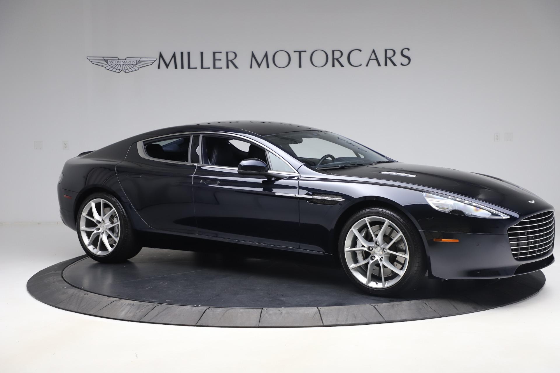New 2016 Aston Martin Rapide S Base For Sale In Greenwich, CT. Alfa Romeo of Greenwich, A1167 104_p8