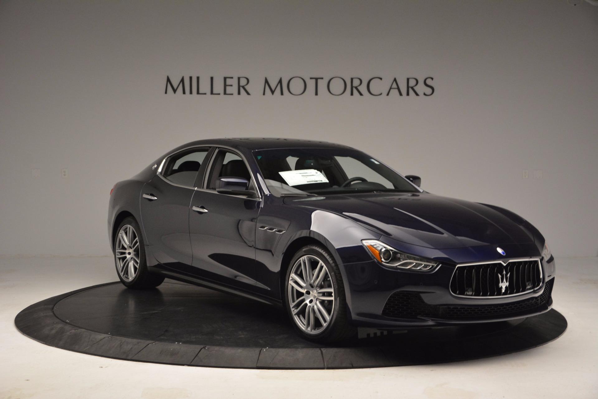 New 2017 Maserati Ghibli S Q4 For Sale In Greenwich, CT. Alfa Romeo of Greenwich, M1822 1041_p11