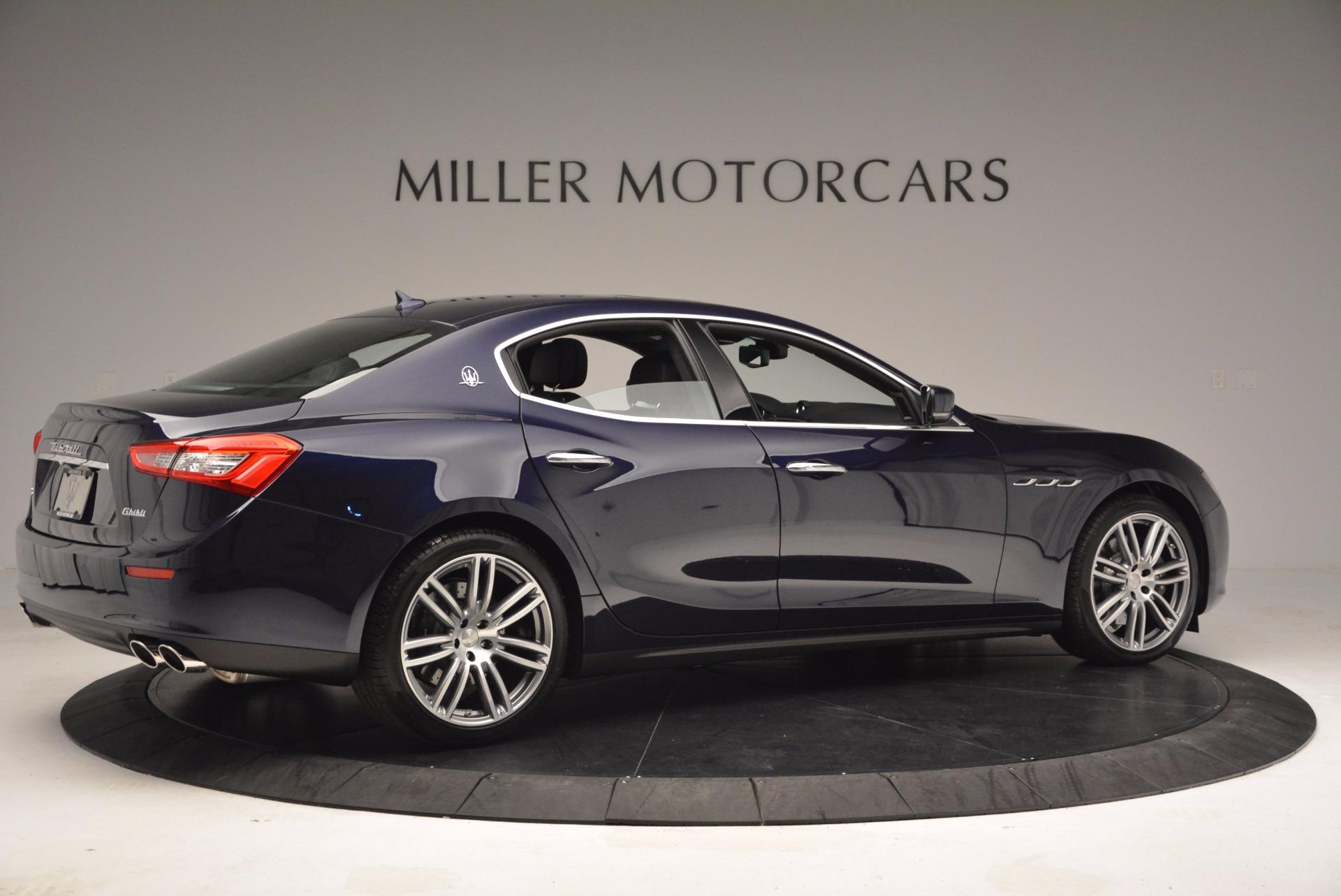 New 2017 Maserati Ghibli S Q4 For Sale In Greenwich, CT. Alfa Romeo of Greenwich, M1822 1041_p8