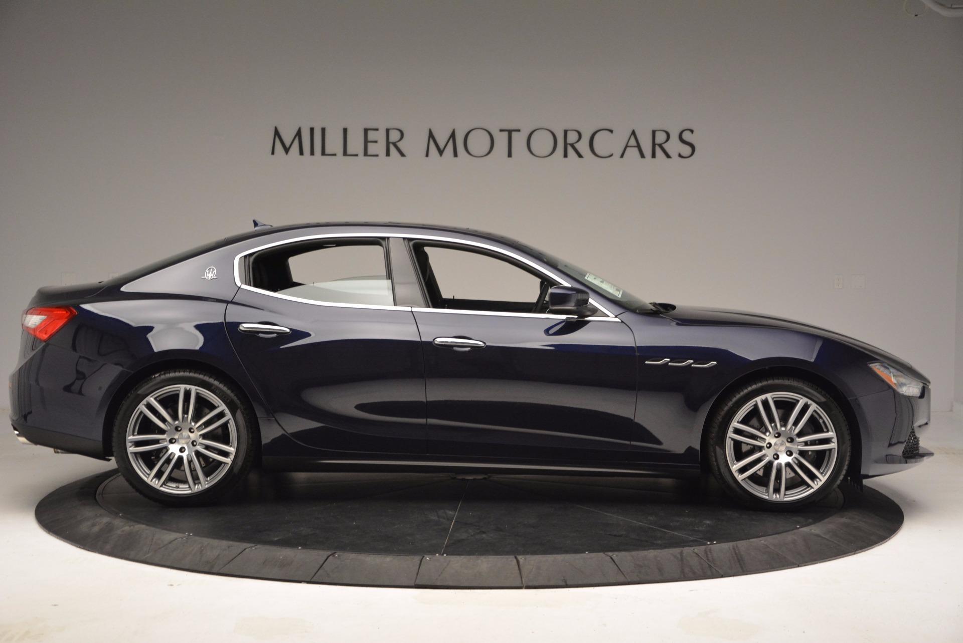 New 2017 Maserati Ghibli S Q4 For Sale In Greenwich, CT. Alfa Romeo of Greenwich, M1822 1041_p9
