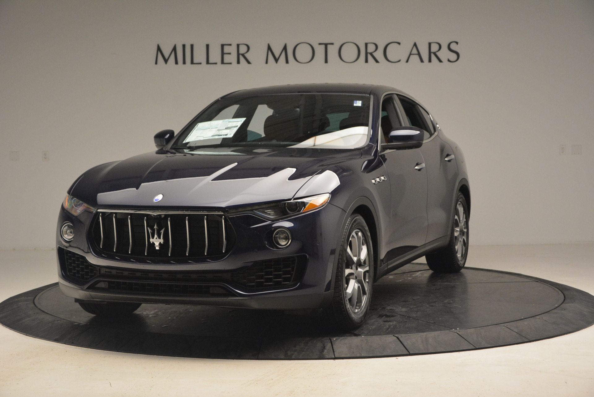 New 2017 Maserati Levante  For Sale In Greenwich, CT. Alfa Romeo of Greenwich, M1848