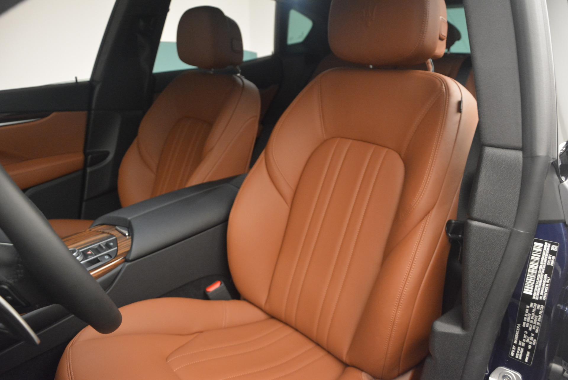 New 2017 Maserati Levante  For Sale In Greenwich, CT. Alfa Romeo of Greenwich, M1848 1045_p15