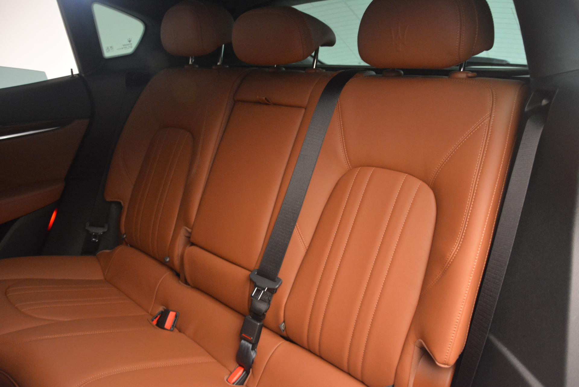 New 2017 Maserati Levante  For Sale In Greenwich, CT. Alfa Romeo of Greenwich, M1848 1045_p19