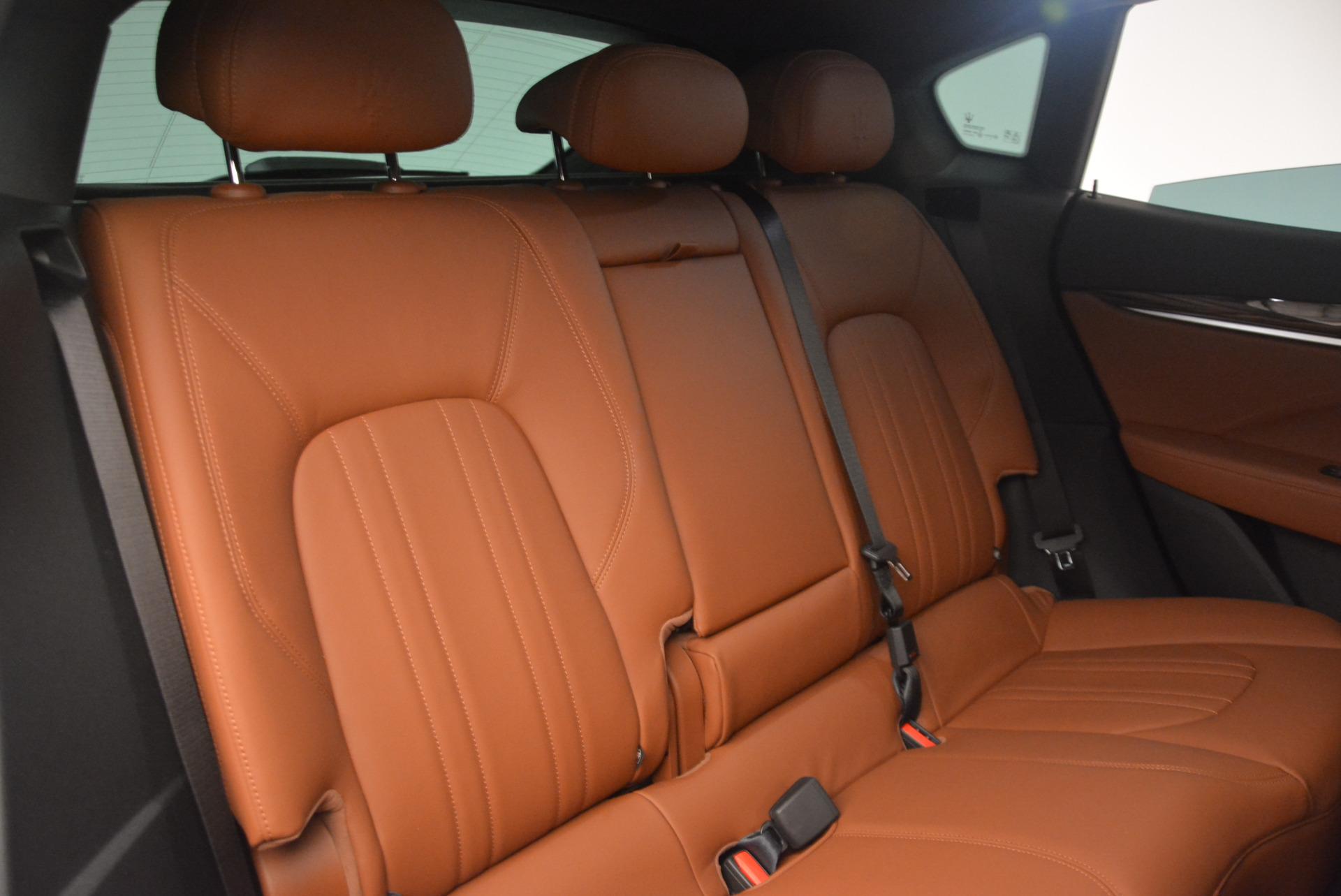 New 2017 Maserati Levante  For Sale In Greenwich, CT. Alfa Romeo of Greenwich, M1848 1045_p21