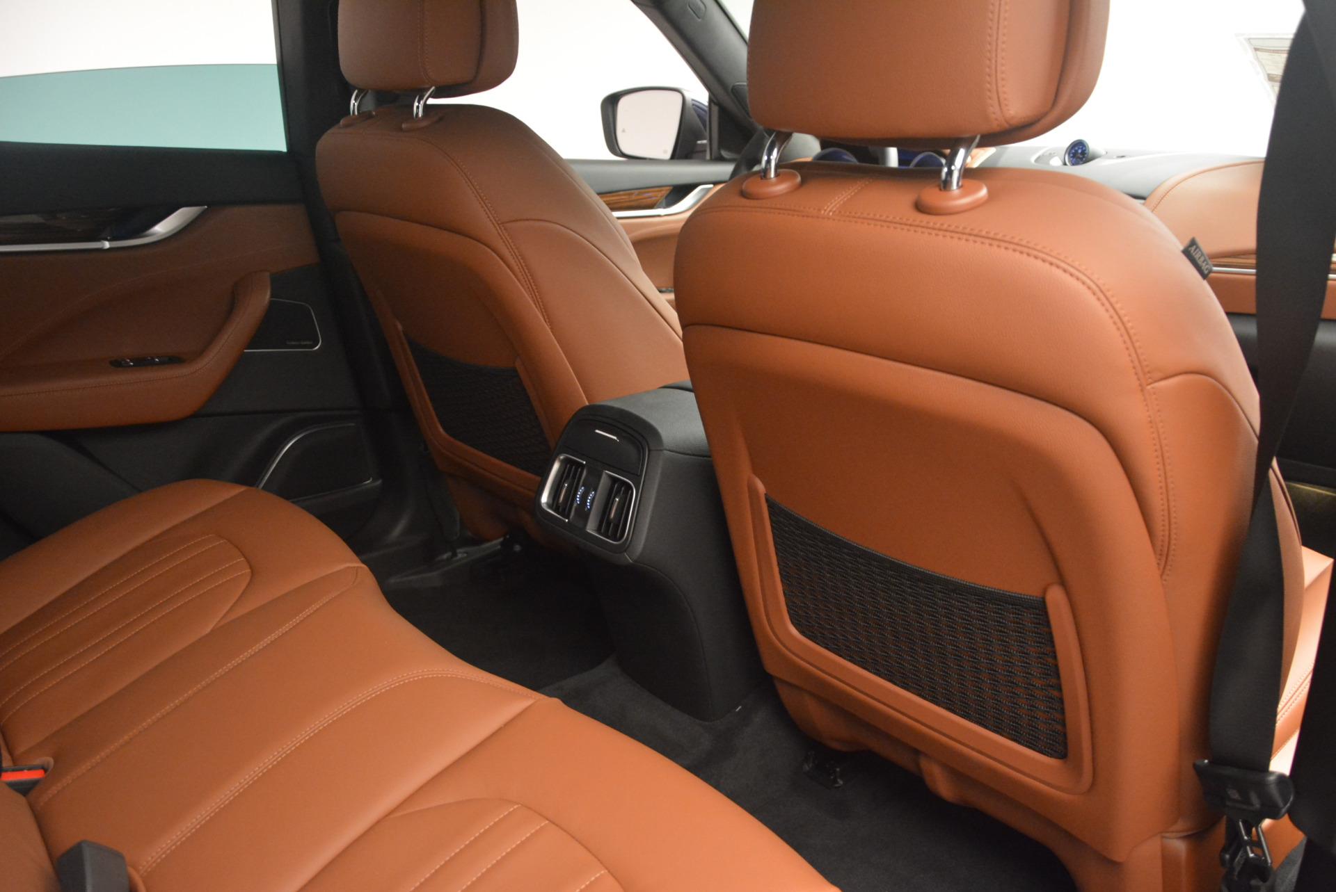 New 2017 Maserati Levante  For Sale In Greenwich, CT. Alfa Romeo of Greenwich, M1848 1045_p22