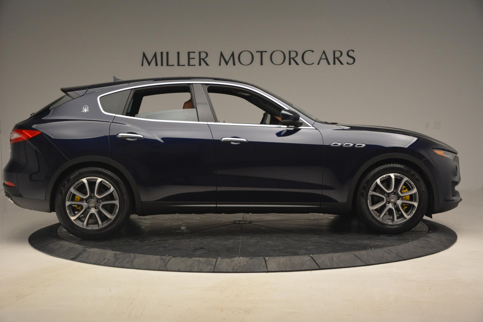 New 2017 Maserati Levante  For Sale In Greenwich, CT. Alfa Romeo of Greenwich, M1848 1045_p9
