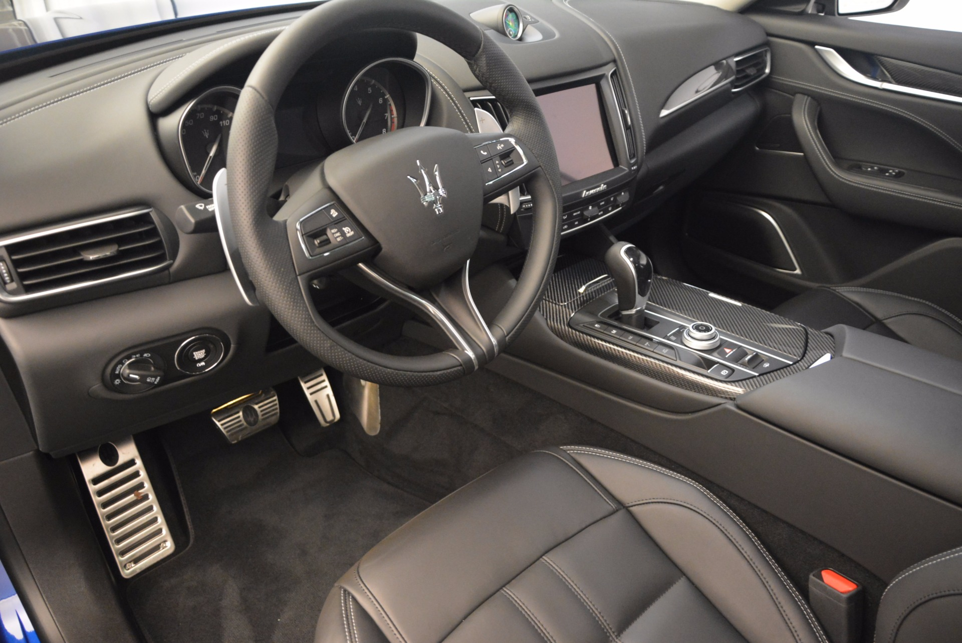 Used 2017 Maserati Levante  For Sale In Greenwich, CT. Alfa Romeo of Greenwich, 7490A 1046_p13