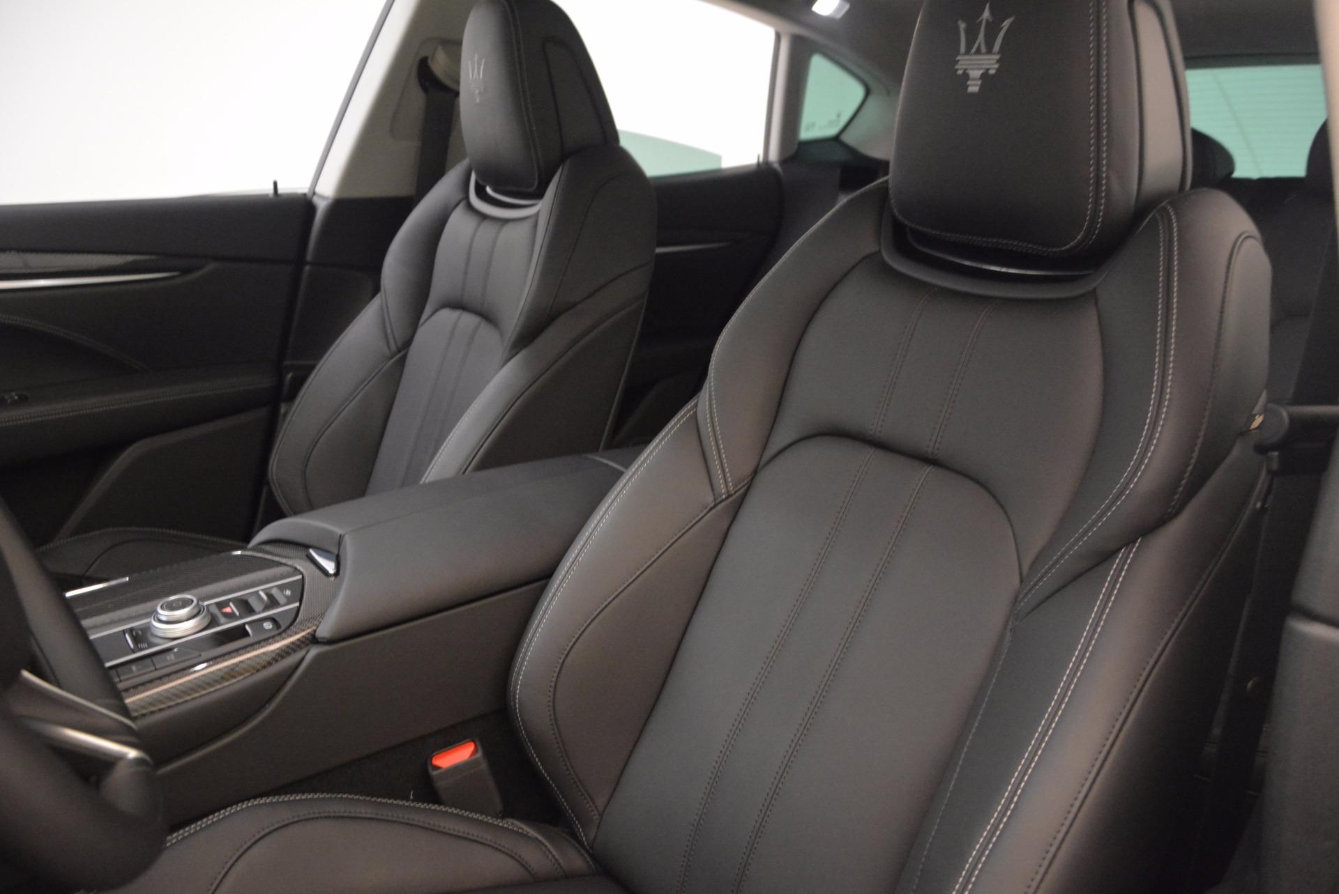 Used 2017 Maserati Levante  For Sale In Greenwich, CT. Alfa Romeo of Greenwich, 7490A 1046_p15