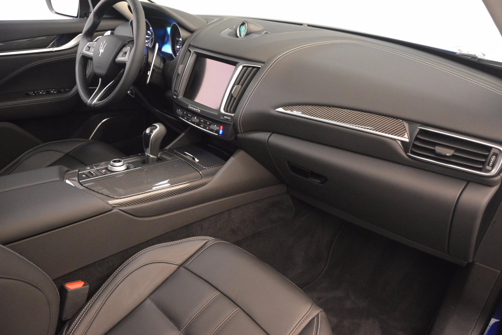 Used 2017 Maserati Levante  For Sale In Greenwich, CT. Alfa Romeo of Greenwich, 7490A 1046_p21