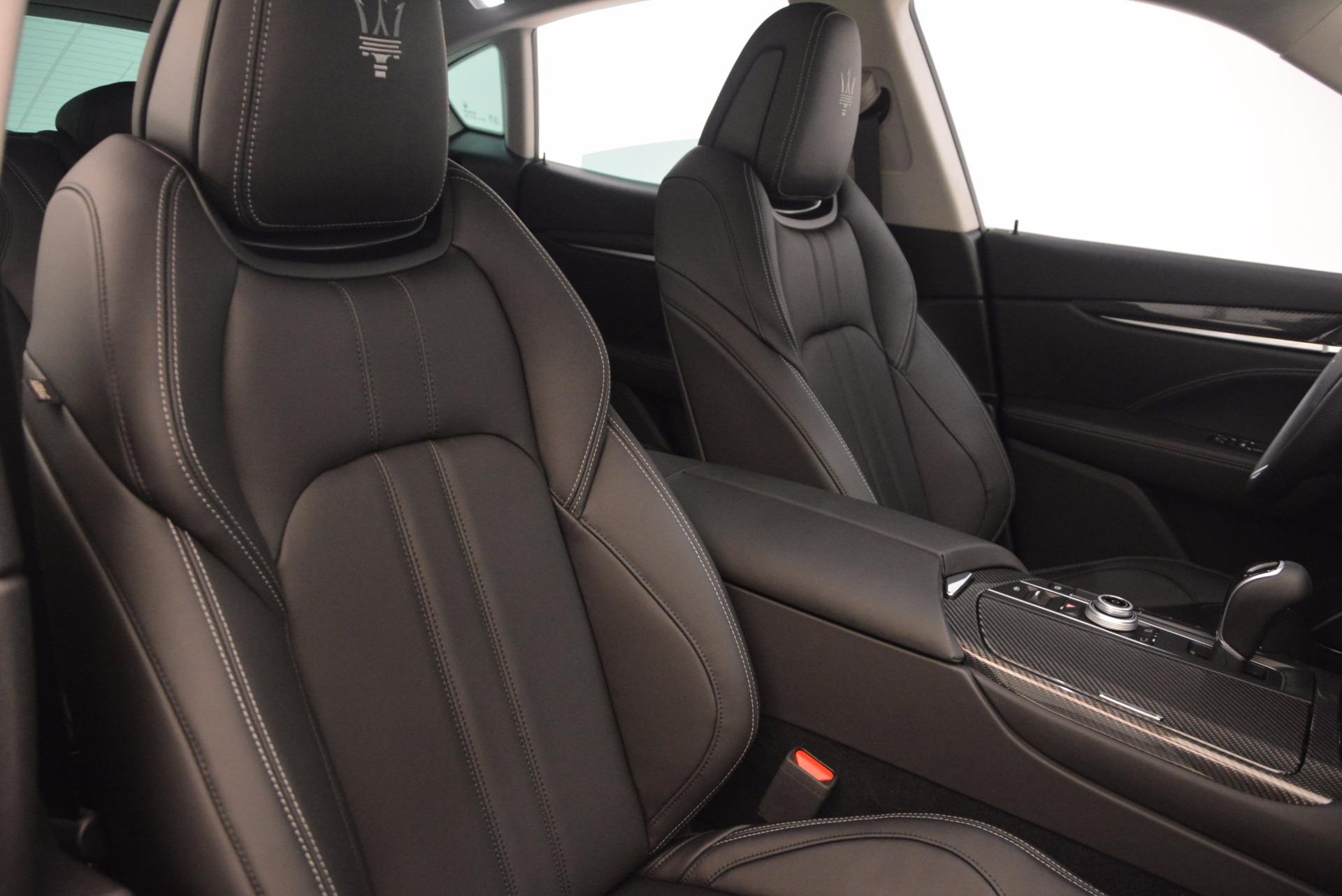 Used 2017 Maserati Levante  For Sale In Greenwich, CT. Alfa Romeo of Greenwich, 7490A 1046_p23