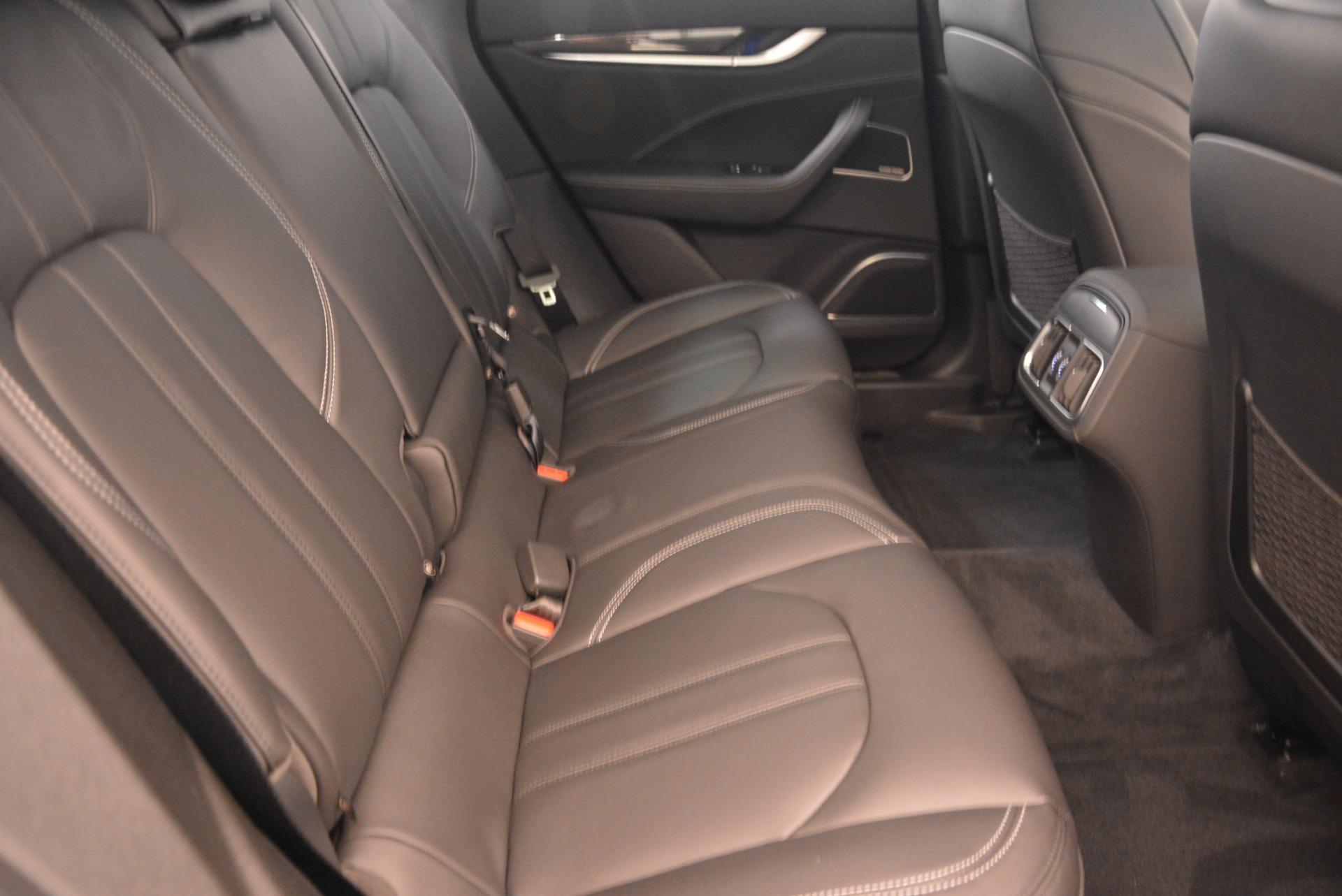 Used 2017 Maserati Levante  For Sale In Greenwich, CT. Alfa Romeo of Greenwich, 7490A 1046_p25