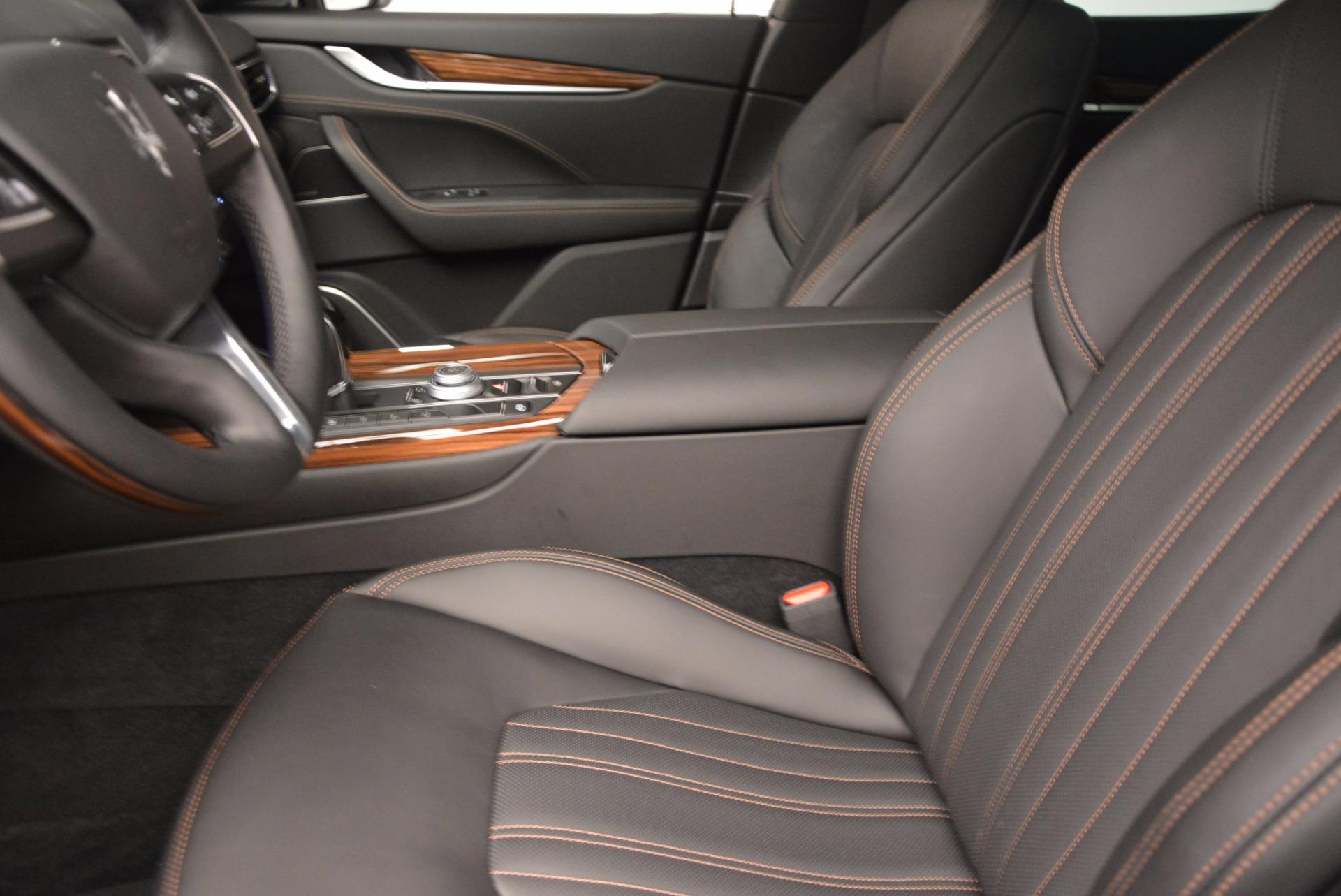New 2017 Maserati Levante  For Sale In Greenwich, CT. Alfa Romeo of Greenwich, M1826 1047_p14