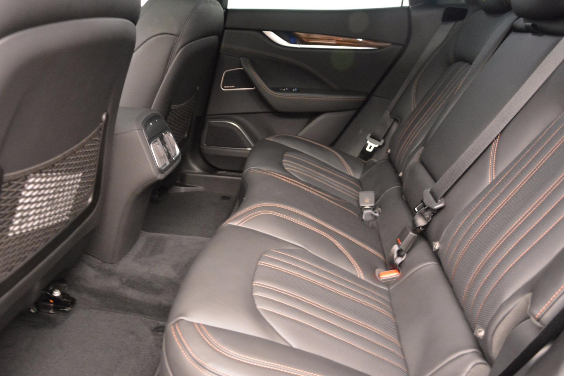 New 2017 Maserati Levante  For Sale In Greenwich, CT. Alfa Romeo of Greenwich, M1826 1047_p18