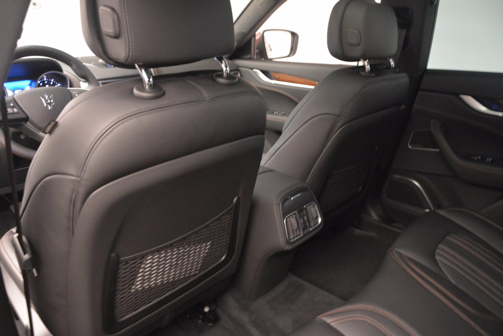New 2017 Maserati Levante  For Sale In Greenwich, CT. Alfa Romeo of Greenwich, M1826 1047_p19